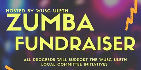 Zumba Fundraiser tickets