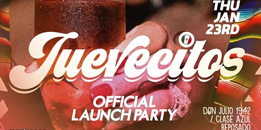 Juevecito @ Vandalo - OFFICIAL LAUNCH PARTY- January 23rd