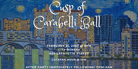 11th Annual Cusp of Carabelli Ball: A Starry Night tickets
