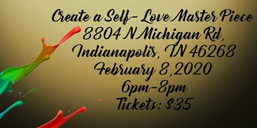 Self Love Sip & Paint Event