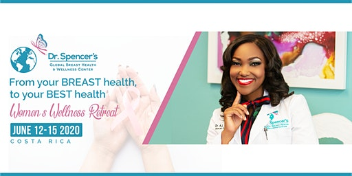 Dr. Spencer Presents: From Your Breast Health to Best Health in 2020