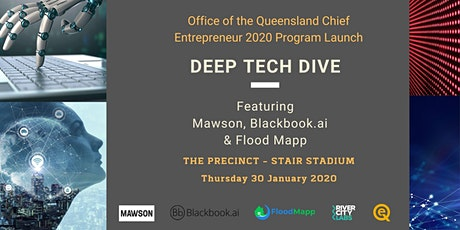 Deep Tech Dive tickets