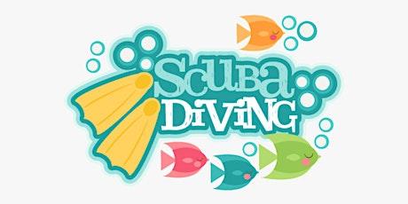Discover Scuba with Ms. Sleet (TT) GRADES 7-8 tickets