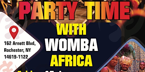 Party Time with Womba