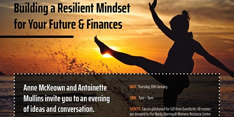 Building a Resilient Mindset for Your Future & Finances tickets