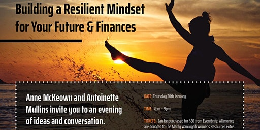 Building a Resilient Mindset for Your Future & Finances