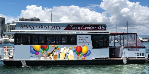 Gold Coast Private Social Club Presents: Staff Boat Party