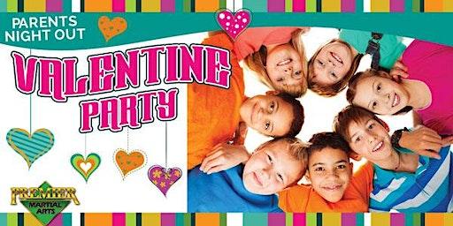 Parents Night Out Valentines Day in Weston/Davie