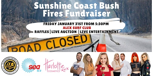 Sunshine Coast Bush Fires Fundraiser
