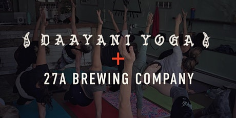 Daayani Yoga & Beer tickets