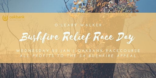 O'Leary Walker Bushfire Relief Race Day