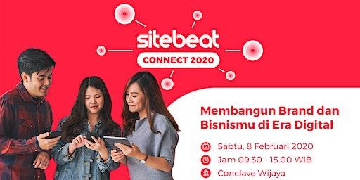 Sitebeat Connect 2020: Membangun Brand dan Bisnismu di Era Digital