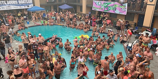 4th Annual Club Eden Pool Party Takeover