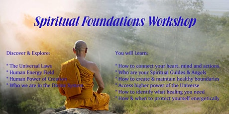 Spiritual Foundations tickets