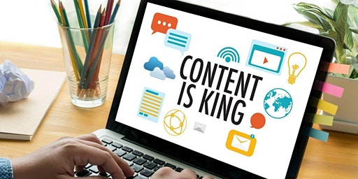 Content is King (Mareeba) presented by Renee Dembowski