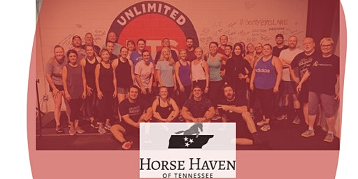"UTS ""Heart Rate For Horse Haven"" Charity Workout"
