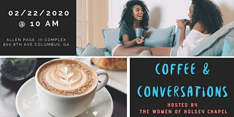 Coffee & Conversations tickets