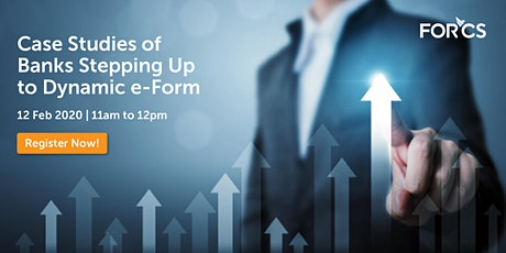 Seminar: Case Studies of Banks Stepping Up to Dynamic e-Form tickets