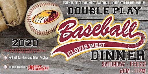 CW Double Play Baseball Dinner