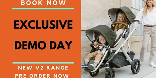 Uppababy 2020 Launch Demo Day