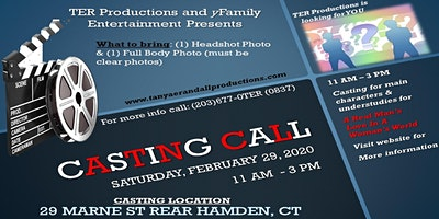 CASTING FOR A REAL MAN'S LOVE IN A WOMAN'S WORLD