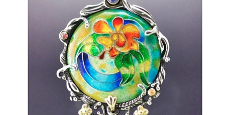 Cloisonné Enameling on Fine Silver (02-01-2020 starts at 9:30 AM) tickets