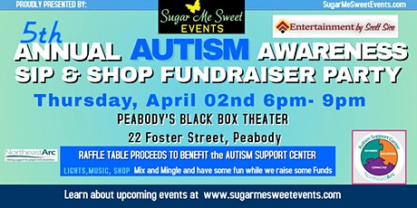 5th Annual Autism Awareness Fundraiser Party tickets