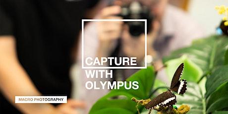 Capture with Olympus: Macro (Midland) tickets