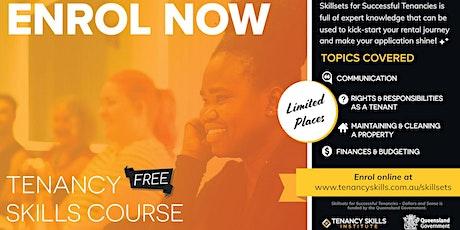 Zillmere Tenancy Skills Course tickets