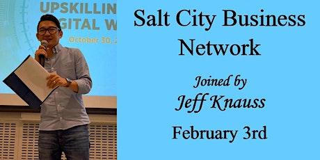 Salt City Business Network February 3rd tickets