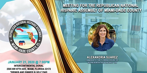 2020 January Miami-Dade County Chapter General Meeting
