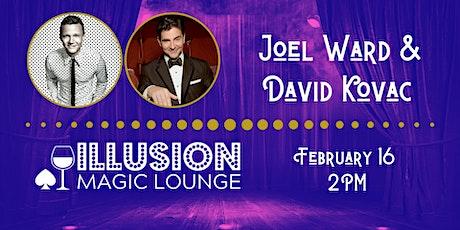 Family Magic with Joel Ward and David Kovac tickets