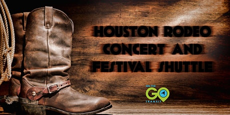 Becky G Concert Houston Rodeo Private Shuttle tickets