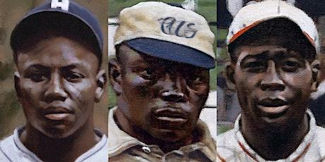 Black Baseball in Living Color: The Art of Graig Kreindler tickets