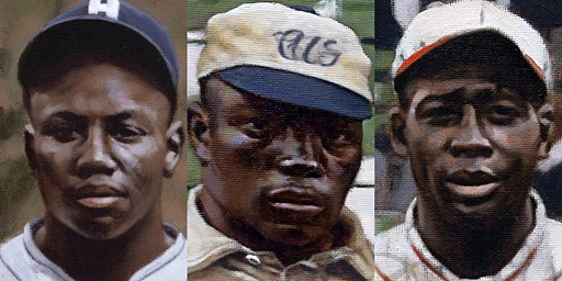 Black Baseball in Living Color: The Art of Graig Kreindler