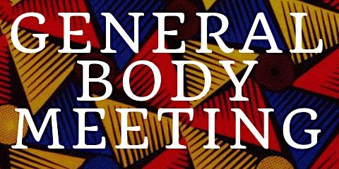UIU Tristate General Body Meeting