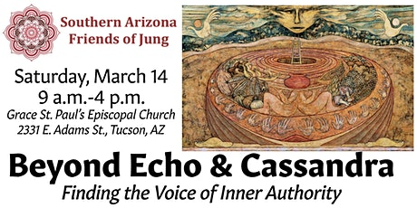 Beyond Echo & Cassandra: Finding the Innter Voice of Authority tickets