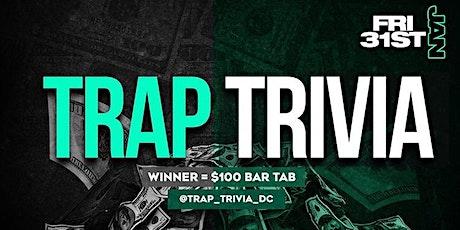 Trap Trivia DC @RedrocksDC tickets
