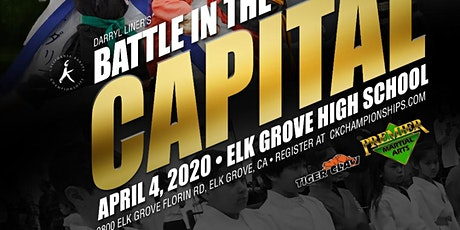 Battle In The Capital tickets