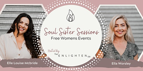 Free Womens Hike - Soul Sister Sessions - Canyon Lookout tickets