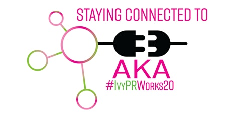 Publicity Workshop Series Part III: Staying Connected to AKA tickets