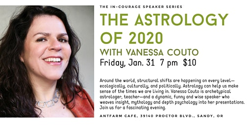 The Astrology of 2020 with Vanessa Couto