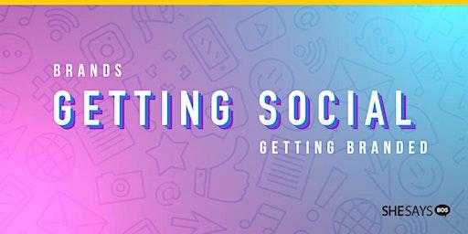 SheSaysBoston: Getting Social
