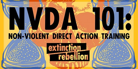 Manly: Non-Violent Direct Action Training tickets