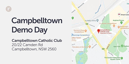 Campbelltown | Sat 4th April