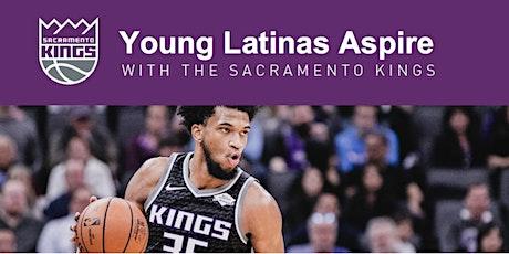 YLA with Sacramento Kings tickets