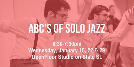 ABC's of Solo Jazz tickets