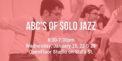 ABC's of Solo Jazz