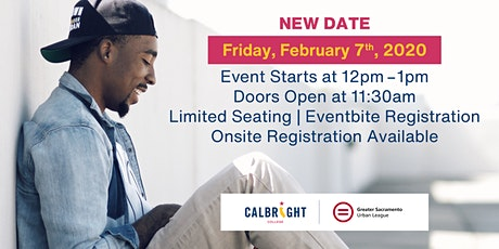 Calbright College at the Greater Sacramento Urban League tickets