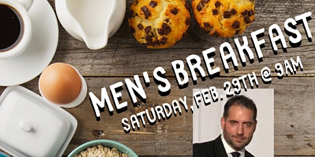 ALCC's Men's Breakfast tickets